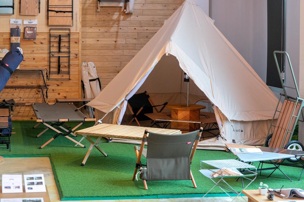 HangOut ハングアウト キャンプ